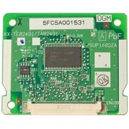 Panasonic KX-TE82491 Kartica za proširenje sistema za izlazne poruke (OGM)-1 kanal