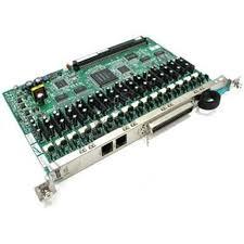 Panasonic KX-TDA0177 Kartica za proširenje od 16 analognih lokala sa internom Caller ID funkcijom, CSLC16