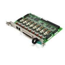 Panasonic KX-TDA1180 8-Port Analogue Trunk Card with CID (CLCOT8)